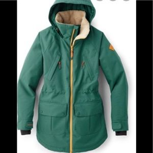 Burton prowless insulated jacket